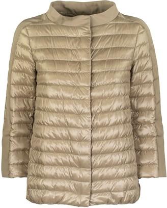 Herno Down Jacket With Petal Sleeves