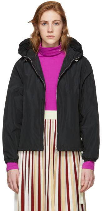 Moncler Black Alexandrite Jacket