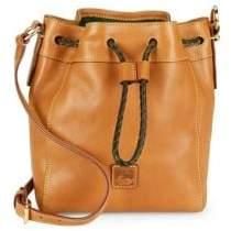Dooney & Bourke Florentine Small Hattie Drawstring Bucket Bag