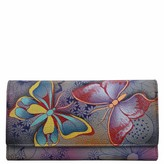 Anuschka Anna By Anna by Triple Compartment Wallet/Clutch