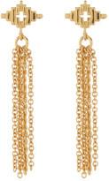 Gorjana Faryn Fringe Drop Earrings