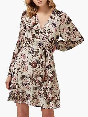Forever New Sophia Wrap Dress, Fall Sarasa
