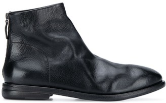 Marsèll Crinkled Ankle Boots