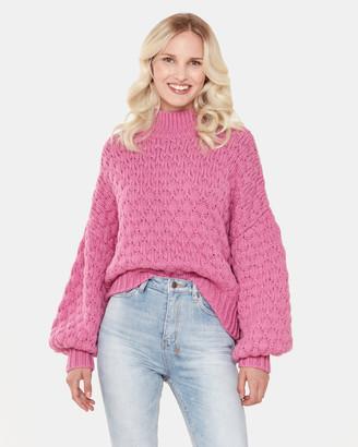 IRO Alya Chunky Knit Sweater