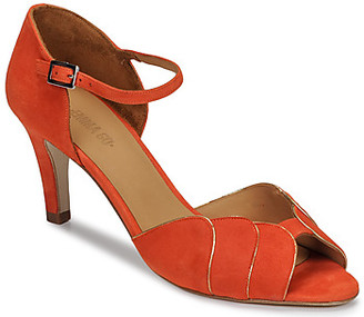 Emma.Go Emma Go PHOEBE women's Sandals in Orange