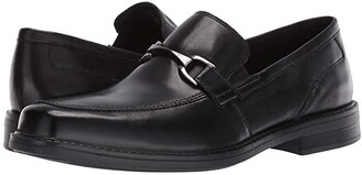 Bostonian Laureate Step (Black Leather) Men's Shoes