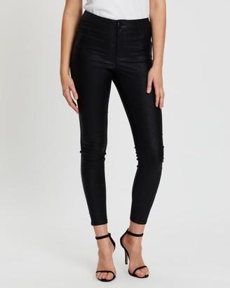 Dorothy Perkins Snake Frankie Jeans