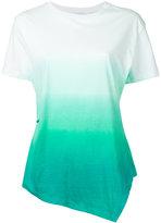 J.W.Anderson ombré print T-shirt - women - Cotton - S