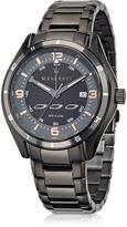 Maserati Sorpasso Black Stainless Steel Men's Watch