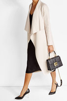 Steffen Schraut Belted Coat with Wool