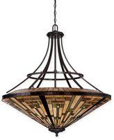 Quoizel Stephen 8-Light Ceiling Fixture in Bronze