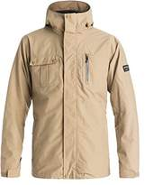 Quiksilver Snow Men's Mission 3 in 1 17 Jacket