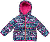 Carter's Snowflake Long-Sleeve Coat - Toddler Girls 2t-5t
