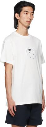 424 White Puzzle Logo T-Shirt