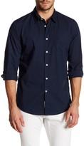 Dockers Slim Fit Long Sleeve Poplin Shirt