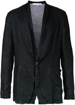 Isabel Benenato knitted back jacket