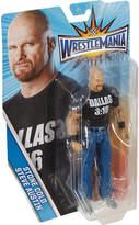 WWE Wrestlemania Stone Cold Steve Austin action figure