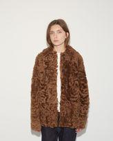 Sofie D'hoore Cortes Fur Jacket