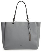 Vince Camuto Avin Leather Tote - Grey