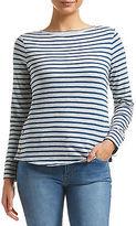 Sportscraft NEW WOMENS Joanna Stripe Stud Tee Tops & Blouses