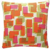 Habitat Blox Cushion - multicoloured