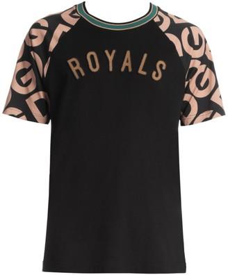 Dolce & Gabbana Royals Baseball Logo Tee