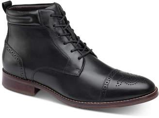 Johnston & Murphy Redding Cap-Toe Boots Men Shoes
