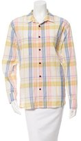 Creatures of Comfort Plaid Allen Shirt w/ Tags