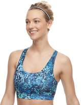 Tek Gear Power Mesh Medium-Impact Sports Bra