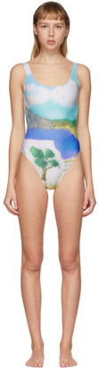 Serapis Multicolor Yiannis Church One-Piece Swimsuit