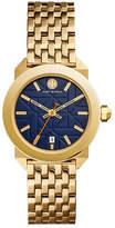 Tory Burch Whitney Bracelet Strap Watch, Golden/Navy