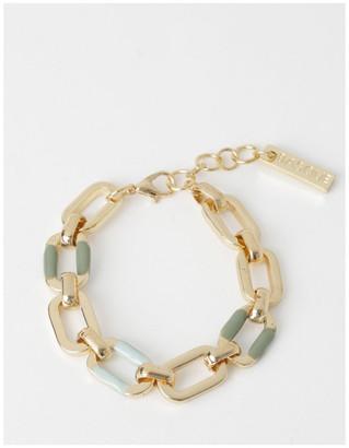 Basque Chain Link Bracelet