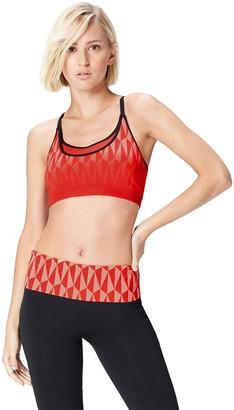 Active Wear Activewear Women's Double Layer Seamless Sport Bra
