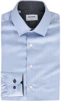 Duchamp Contrast Cuff Cotton Shirt