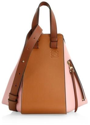 Loewe Small Hammock Leather Bag
