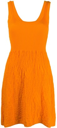 M Missoni sleeveless flared mini dress