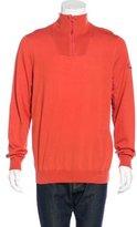 Louis Vuitton America's Cup Zip Sweater