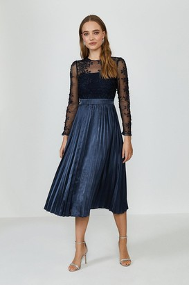 Coast Lace Midi Dress