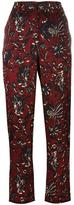 Etoile Isabel Marant Janelle trousers - women - Cotton - 34