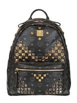 MCM Stark Medium Studded Backpack