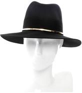 jessica alba  Who made Jessica Albas black hat?
