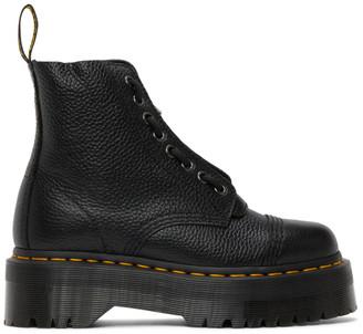 Dr. Martens Black Sinclair Zip Boots