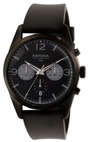 Kahuna Gents Grey Silicone Strap Multi Dial Watch Kcs-0010g