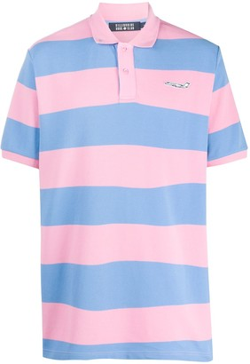 Billionaire Boys Club Block Stripe Polo Shirt