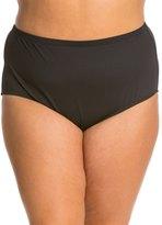 LaBlanca La Blanca Swimwear Plus Size Core Solid HiRise Bikini Bottom - 8127494