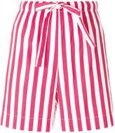 Aspesi striped bermuda shorts