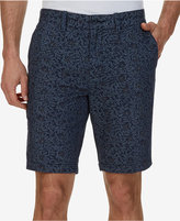 "Nautica Men's 9-1/2"" Slim-Fit Leaf-Print Cotton Shorts"