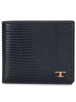 Tod's Bi-Fold Leather Wallet