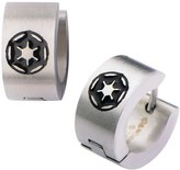 Star Wars Officially Licensed Galactic Empire Symbol Huggie Earrings