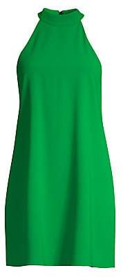 Alice + Olivia Women's Susanna Sleeveless Shift Dress